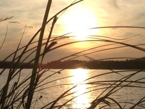 Bathusan 2014 solnedgang